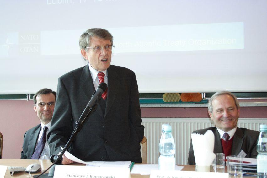 Konferencja NATO
