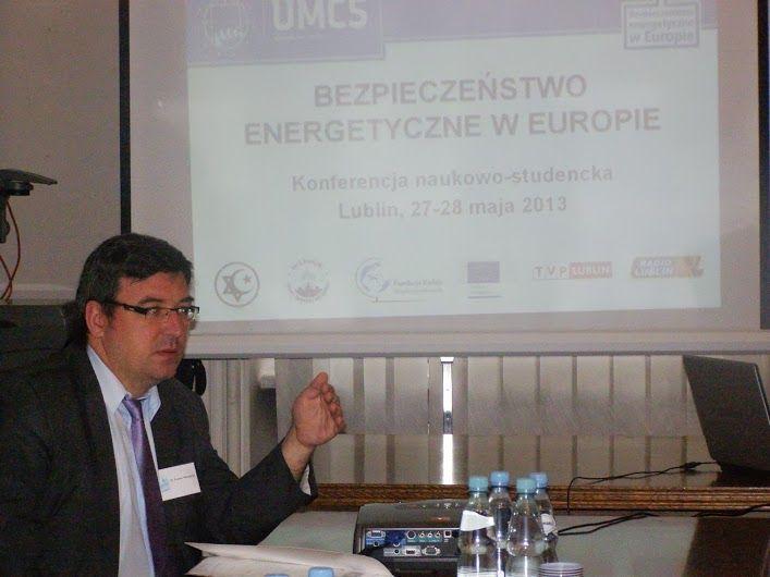 Bezpieczeństwo energetyczne w Europie