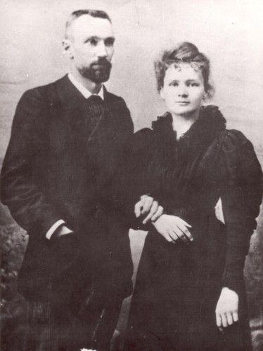 Z Piotrem Curie, Paryż