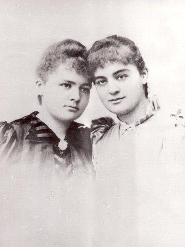 Maria i Helena (starsza siostra), Warszawa