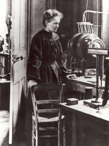 Maria Curie-Skłodowska