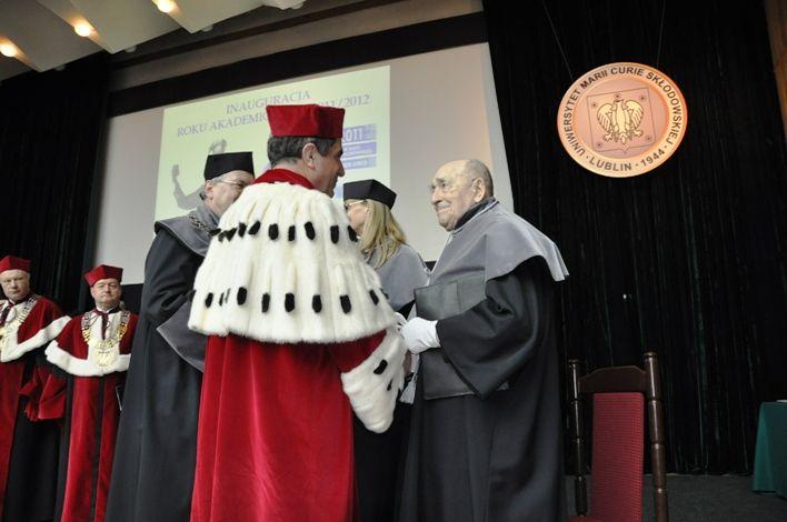 Rok akademicki 2011/2012