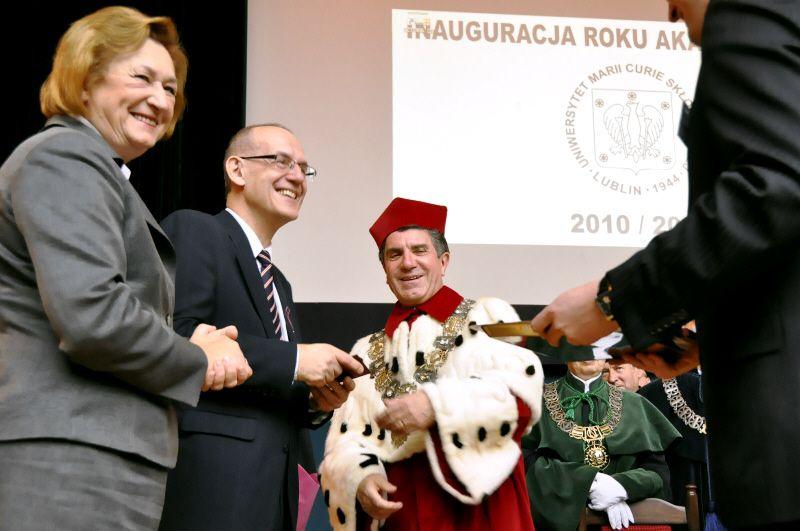 Rok akademicki 2010/2011