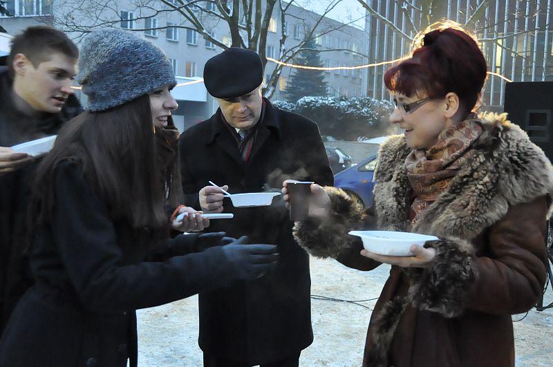 Wigilia Akademicka (15.12.2010)