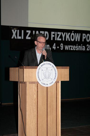 XLI Zjazd Fizyków Polskich, 4-9 września 2011 r., Lublin