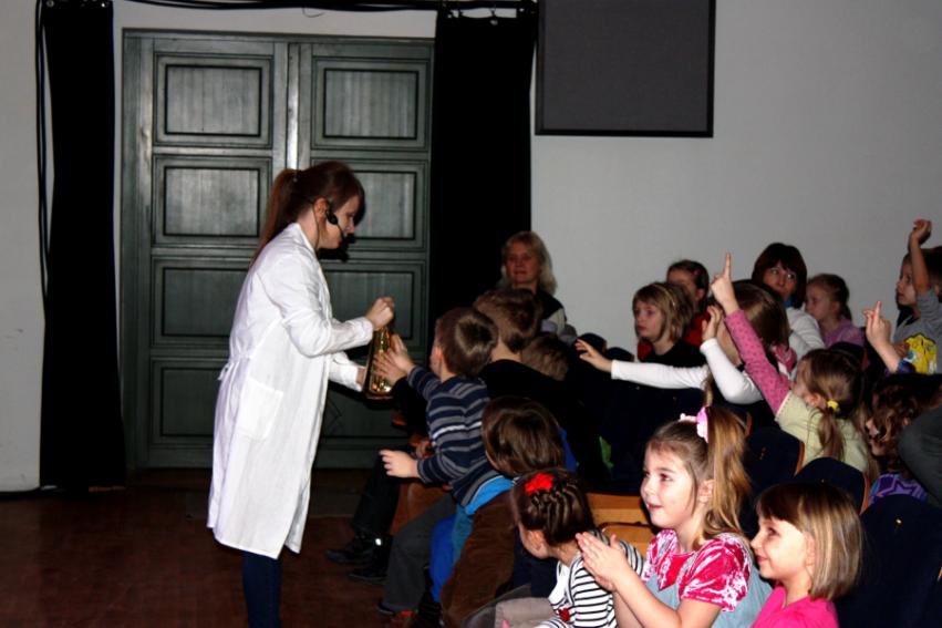 Wykład w Nałęczowie