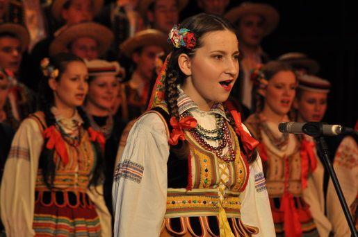 Opłatek i koncert kolęd Zespołu Tańca Ludowego UMCS...