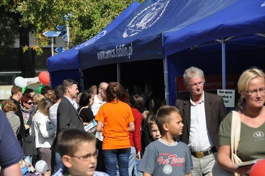 Piknik Naukowy VIII Lubelskiego Festiwalu Nauki