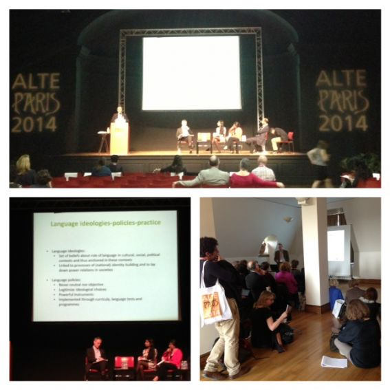 ALTE 5th International Conference in Paris, 10-11.04.2014