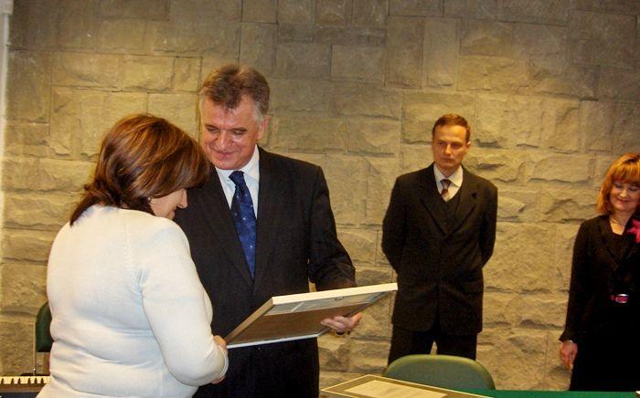 08.11.2005 - OTWARCIE INSTYTUTU