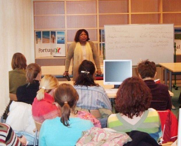 18.11.2005 - Prof. dr INNOCENCIA MATA - WYKŁAD