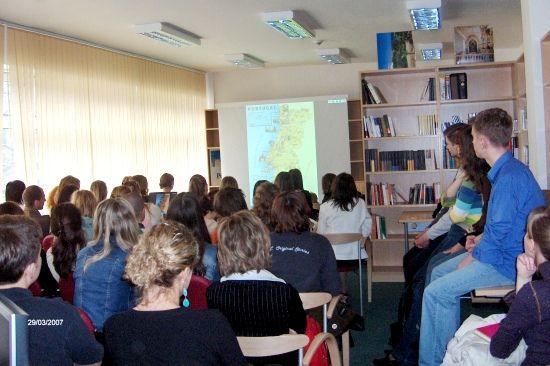 29.03.2006 - Mgr ANETA KALISZUK - WYKŁAD I POKAZ SLAJDÓW