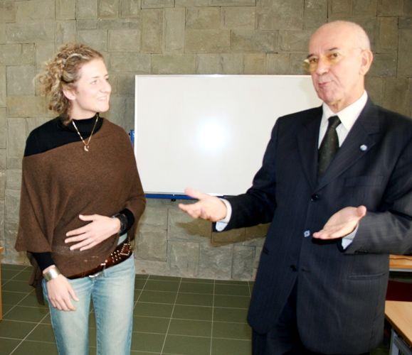 09.05.2007 - Prof. dr FLORISBAL DE SOUZA DEL OLMO - WYKŁAD