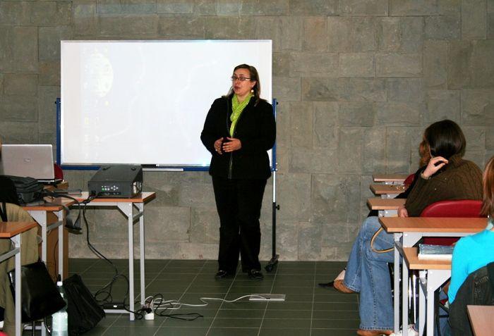 10.05.2007 - Dr MARIA JOÃO MARÇALO - WYKŁAD