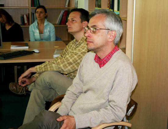 16-20.05.2007 DR JORGE ADOLFO - WYKŁADY