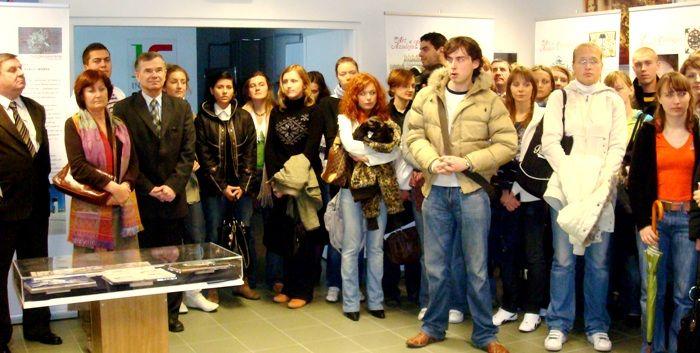 22.10.2007 - WYSTAWA SZTUKA AZULEJOS W PORTUGALII