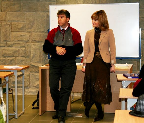 05-07.12.2007 - Dr DIONISIO VILA MAIOR - WYKŁAD