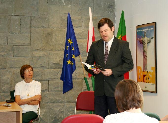 02.06.2008 - TOMASZ ŁYCHOWSKI - PROMOCJA KSIĄŻKI