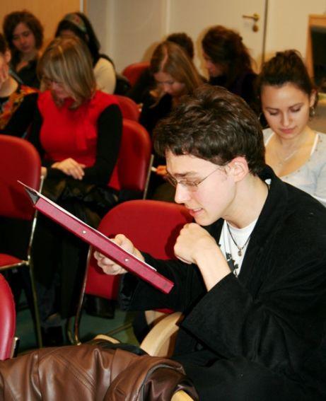 21.11.2008 - Dr RENATA SZMIDT - WYKŁAD