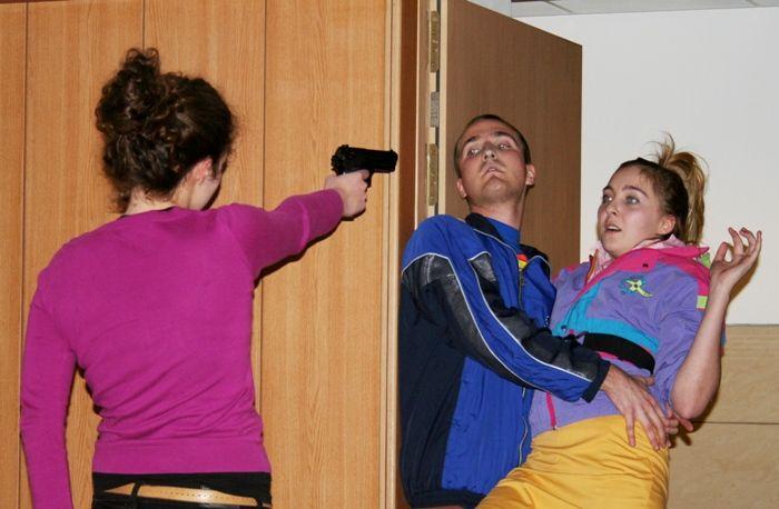 "22.11.2008 - SPEKTAKL GRUPY TEATRALNEJ ""PISCA-PISCA"""
