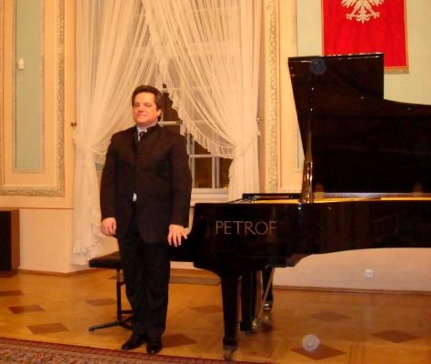 14.11.2009 KONCERT PIANISTY REGINALDO MORDENTI