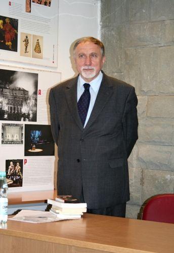 19.11.2010 DR EUGENIUSZ RZEWUSKI - WYKŁAD