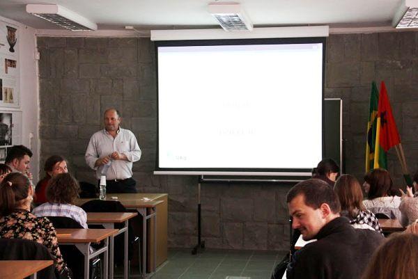 07.04.2011 - Prof. dr MANUEL CÉLIO CONCEIÇÃO - WYKŁAD
