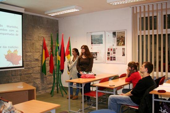 15.11.2011 - TRADYCJE PORTUGALSKIE - SPOTKANIE