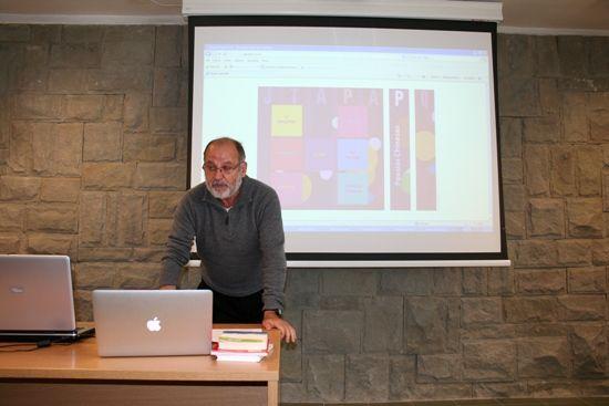 19-20.04.2012 PROF. SÉRGIO CAPPARELLI - WYKŁADY