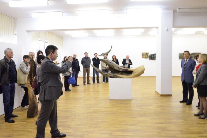 Wystawa: Rzeźba - ceramika