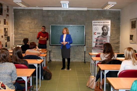 12.11.2012 KONKURS ORTOGRAFICZNY J. PORTUGALSKIEGO
