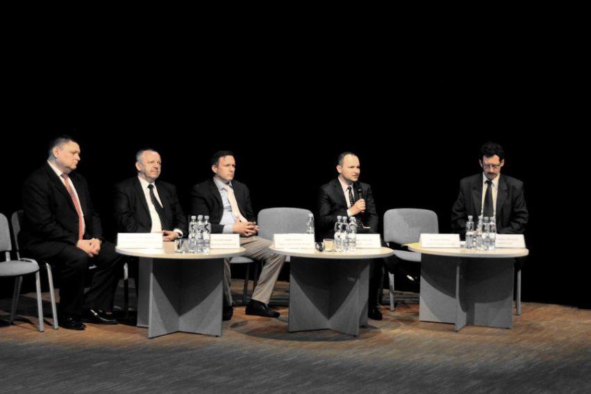 Debata pracodawców z kandydatami do PE