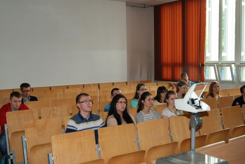 Wizyta wykładowców z Selçuk University w Konya (Turcja)