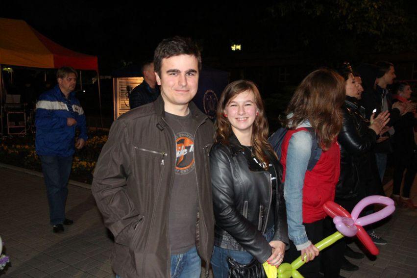 Noc Uniwersytetów 2014