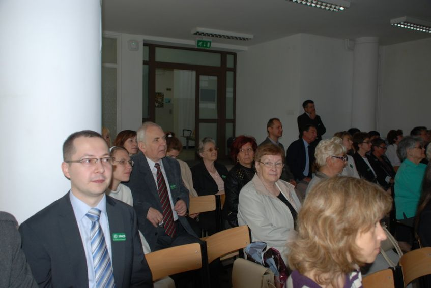 Zjazd Absolwentów 2014 - Wydział BiB