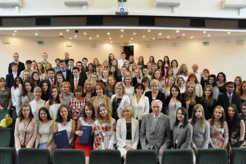 Zakończenie roku akademickiego 2013/2014 w CJKP