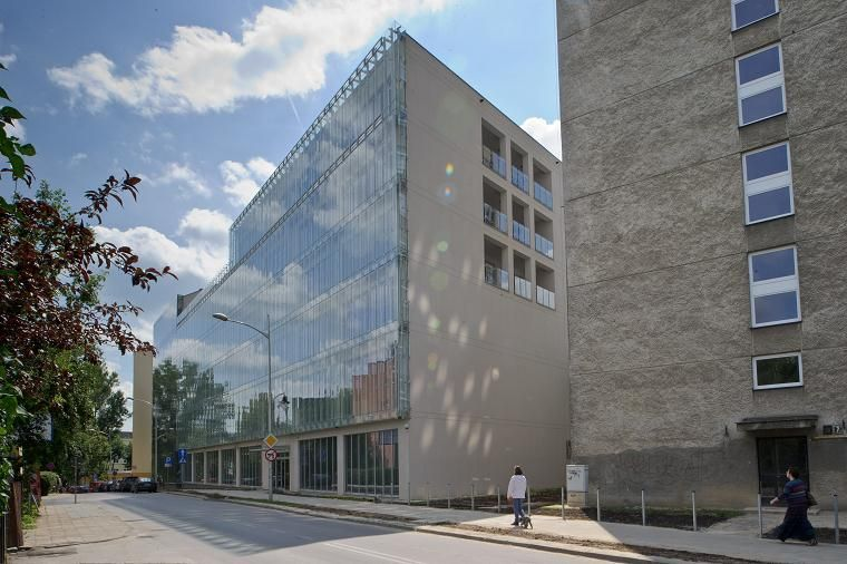 Budowa budynku dydaktycznego Instytutu Informatyki wraz z...