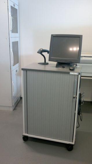 Instytut Informatyki - aparatura zakupiona w ramach...