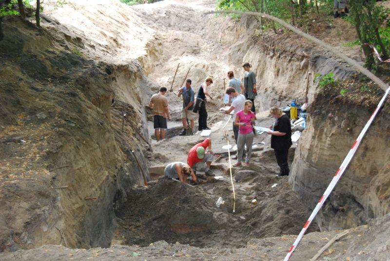 Wielbark Archaeological Field School