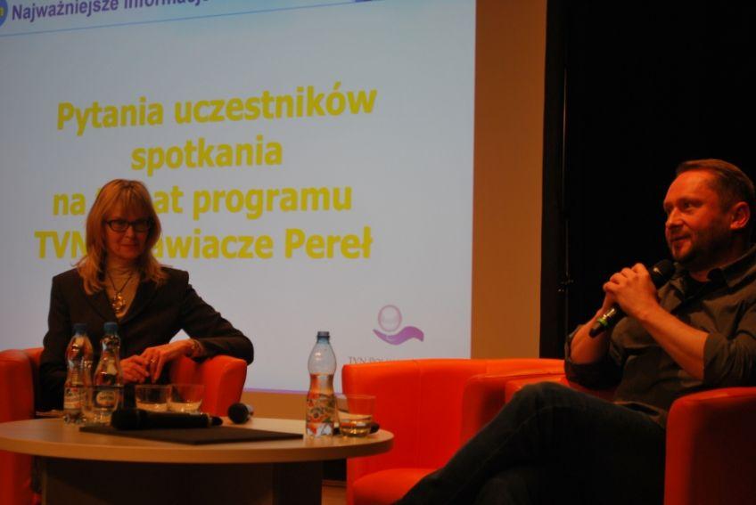 Spotkanie z Kamilem Durczokiem