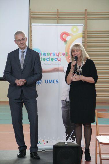 Otwarcie Uniwersytetu Dziecięcego w Kraśniku