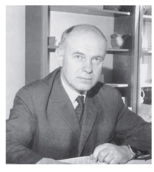 Doc. dr Jan Kowalczyk.