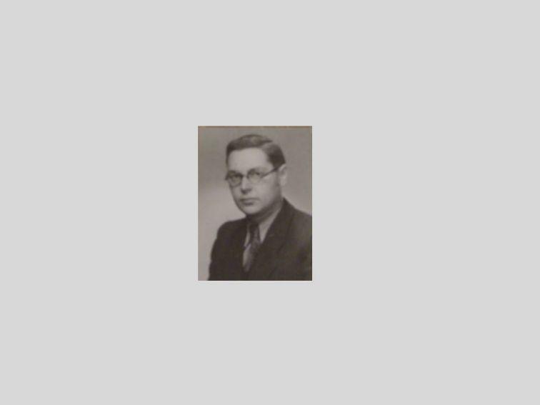 Prof. Eugeniusz Konik.