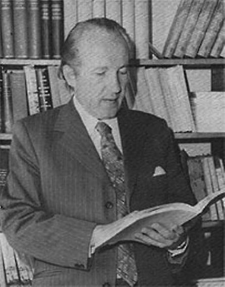 Prof. Henryk Zins.