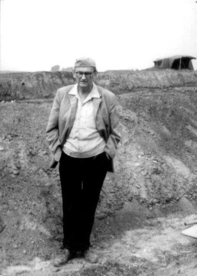 Prof. Aleksander Gardawski.