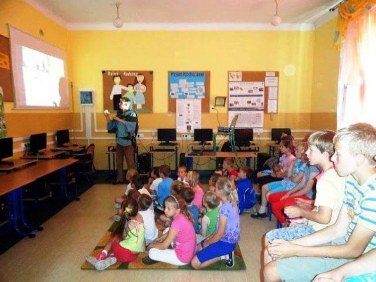 Archeologia dzieciom i młodzieży - projekt Koła Naukowego...