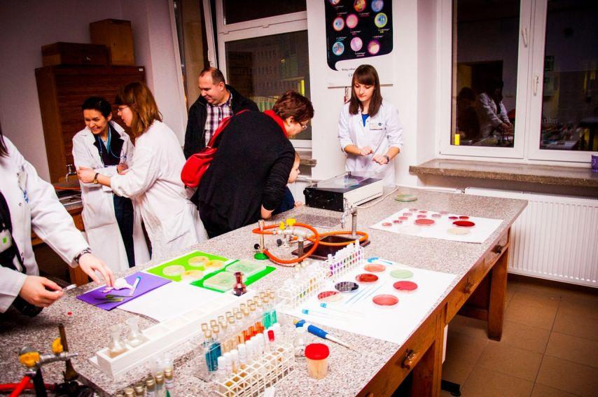 Noc Biologów 2014