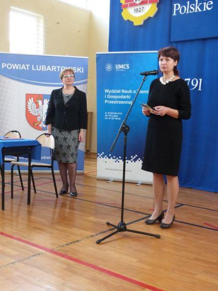 Patronat nad Regionalnym Centrum Edukacji Zawodowej w...