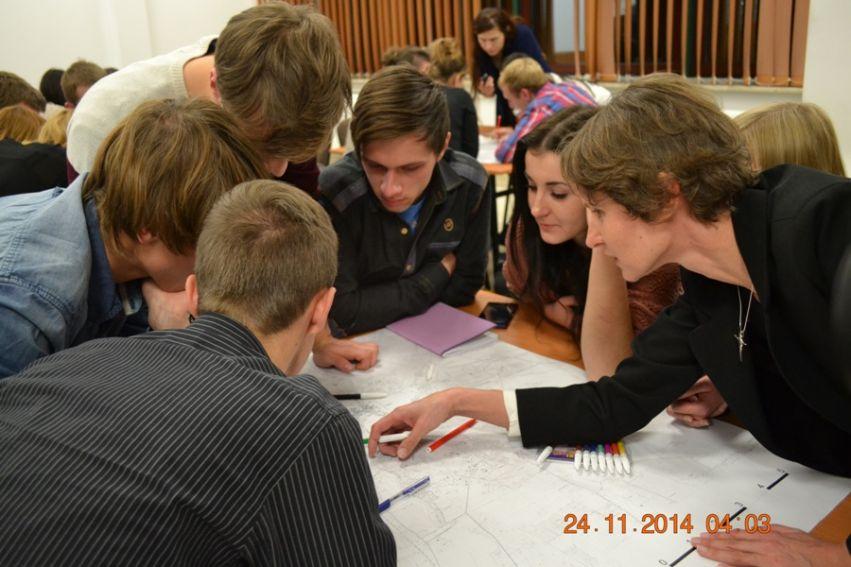 Fotorelacja z debaty: Miasto dla ludzi -  lubelskie...
