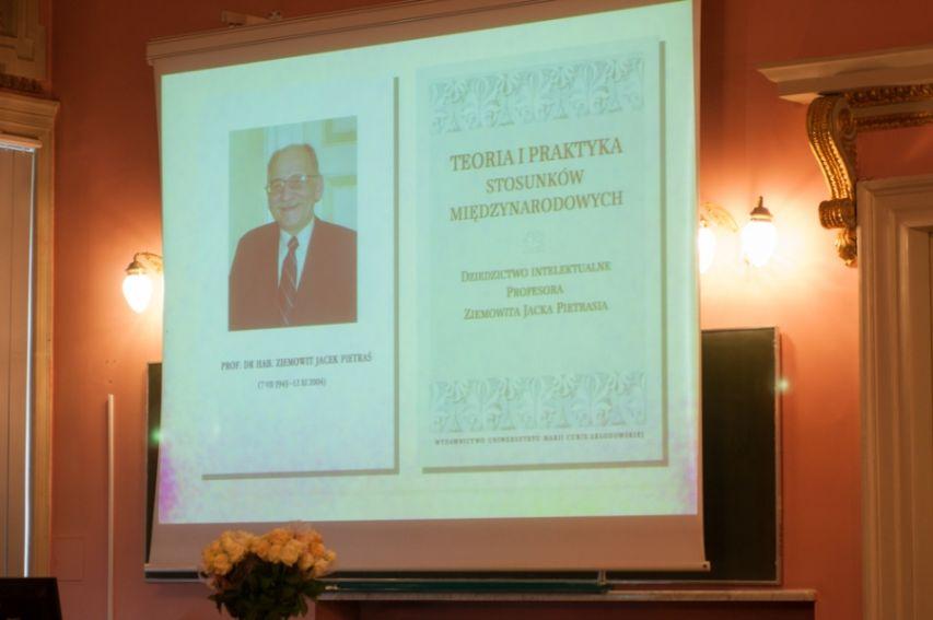 Dziedzictwo intelektualne Profesora Ziemowita Jacka...